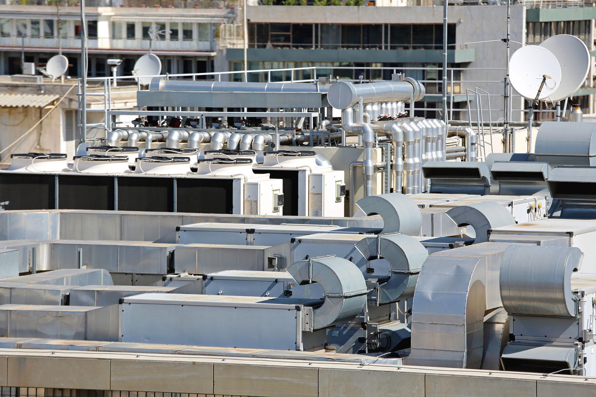 Lüftungsanlagen-Reinigung und Desinfektion nach VDI 6022