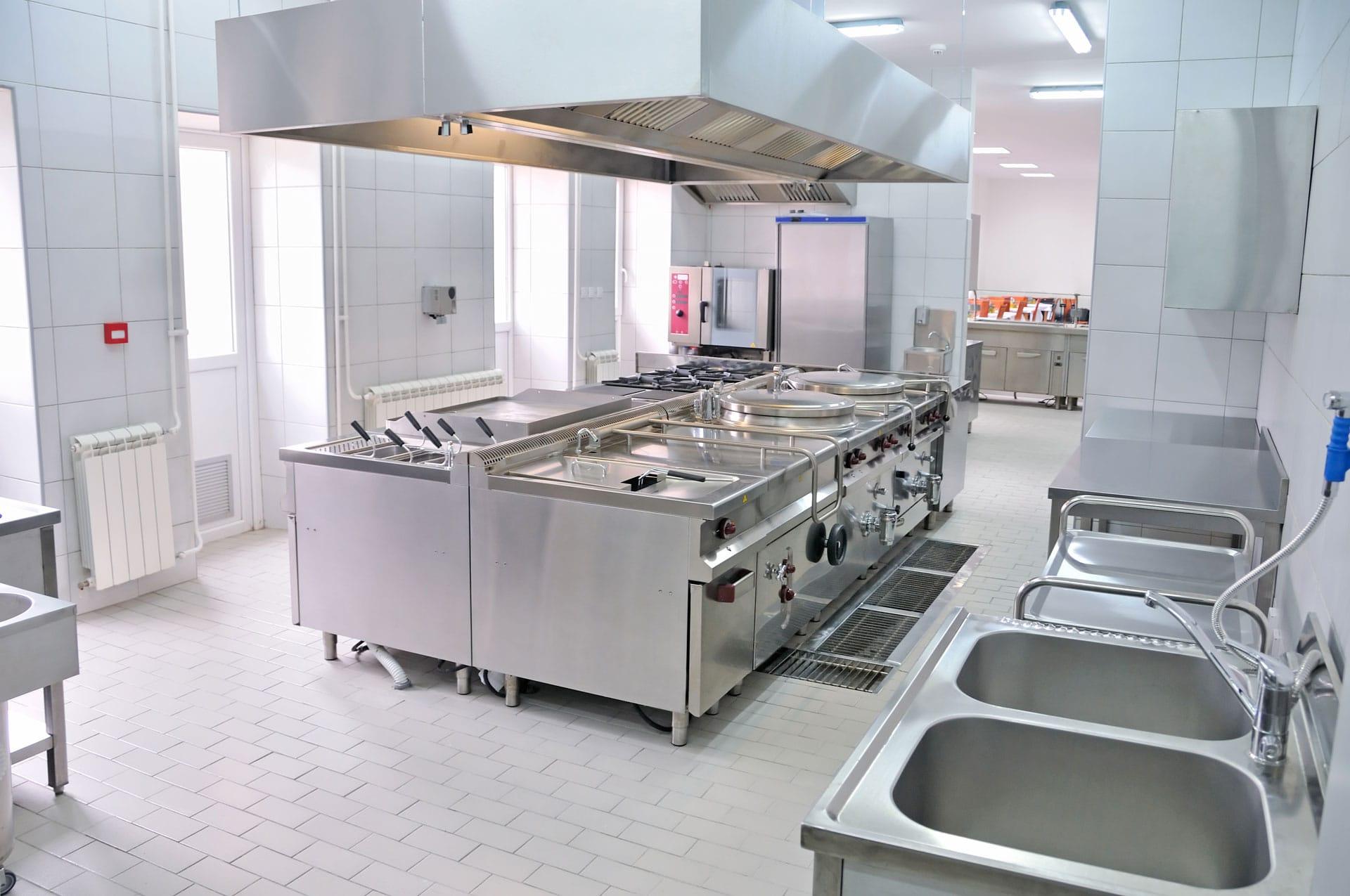Küchenabluftreinigung VDI 2052