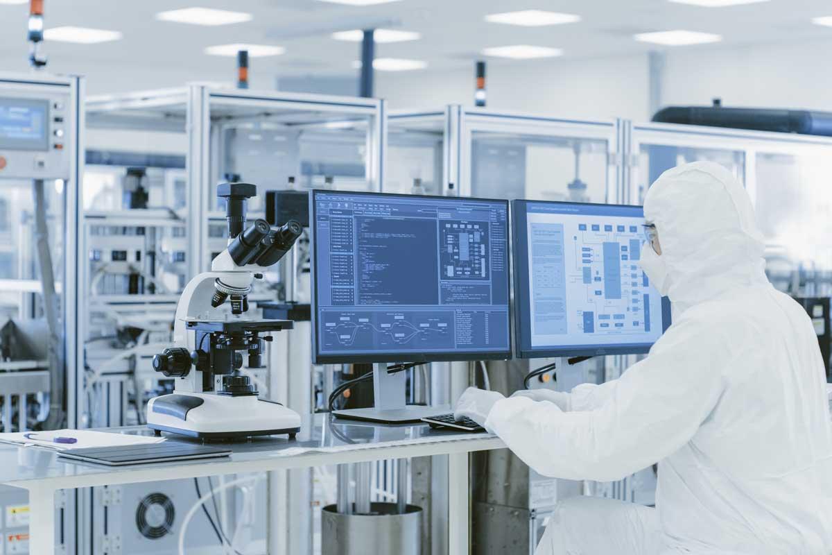Lüftungsanlagen, Lüftungskanal Reinigung Labor & Forschung