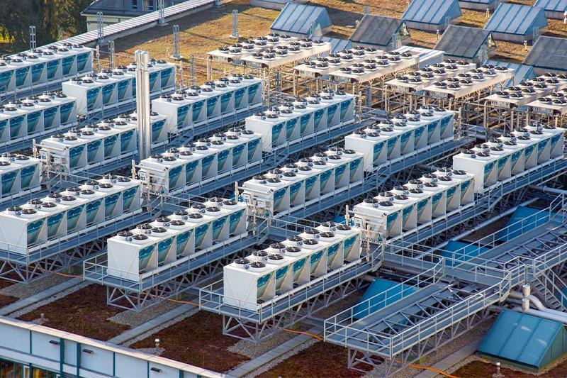Reinigung Splittgeräte, Klimaanlagen